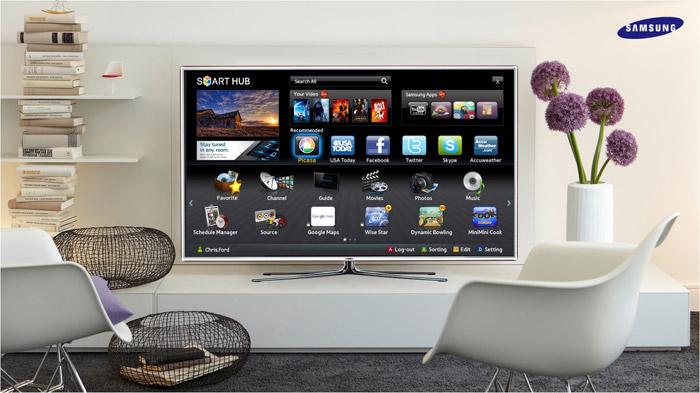 TV Smasung Smart TV