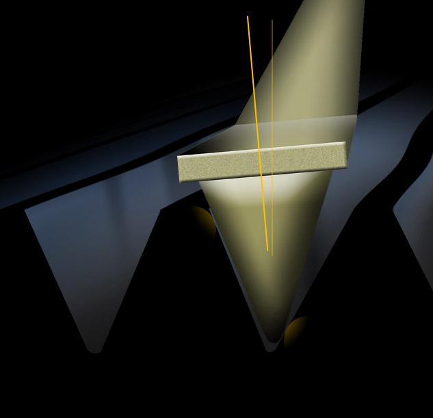 L'angle de piste vertical : bien régler sa platine vinyle