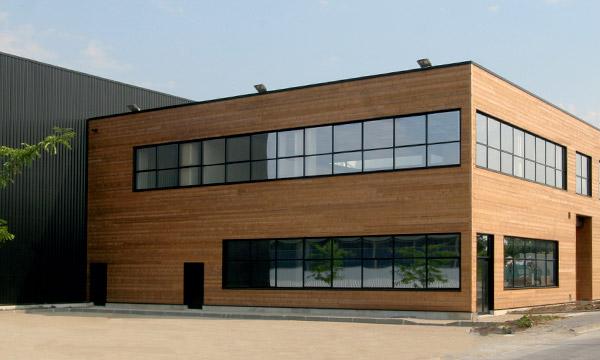 Nouveaux locaux à Champigny-sur-Marne.