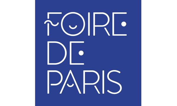 Logo de la Foire de Paris.