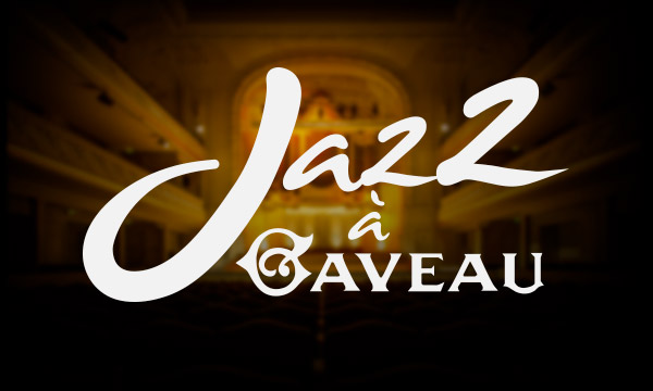 Logo du festival Jazz à Gaveau.
