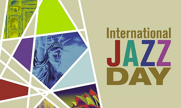 Logo du festival Jazz Day.