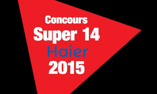 Concours Super 14 2015.