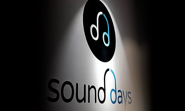 Logo du salon Sound Days.