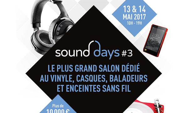 Sound Days 3e édition