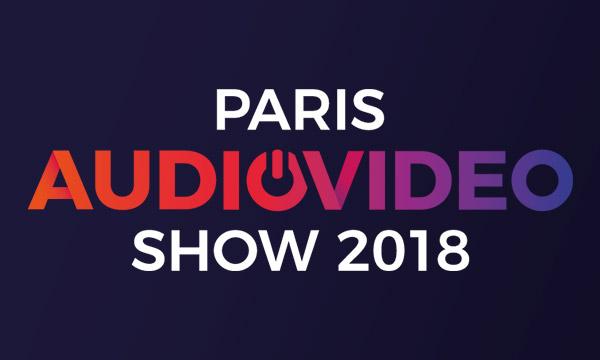 Paris Audio Vidéo Show.