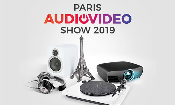 2e edition du Paris Audio Video Show