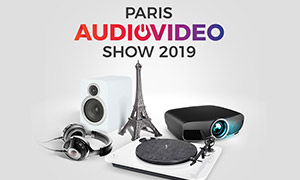 2e edition du Paris Audio Video Show