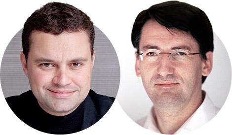 Philippe Carré & Éric James, fondateurs de Son-Vidéo.com
