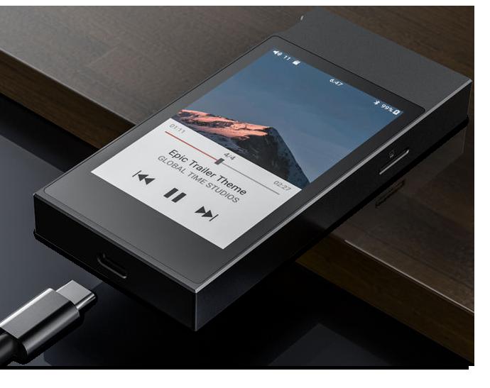 Baladeur audiophile FiiO M7