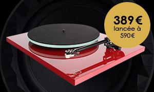 La platine Rega Planar2Bias2 à 389€ (lancé à 199€)!