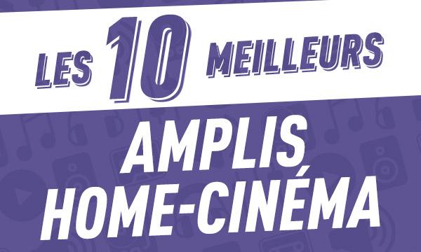 Les 10 meilleurs amplis home-cinéma2018
