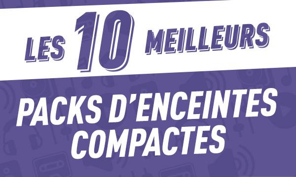 Les 10 meilleurs packs d'enceintes compactes2018