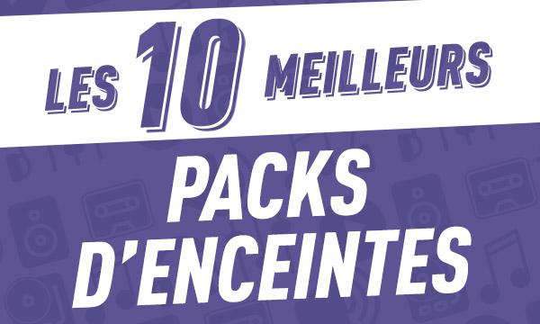 Les 10 meilleurs packs d'enceintes2018
