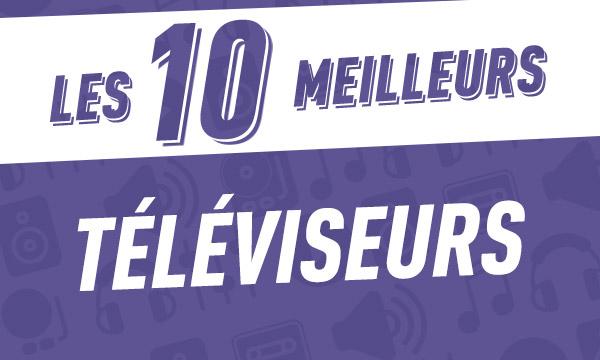 Les 10 meilleurs TV2018
