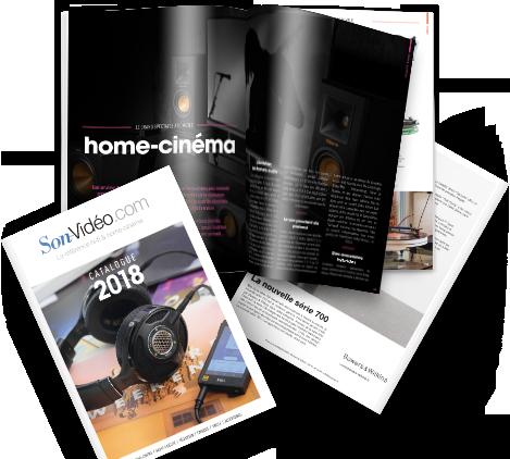 Catalogue Son-Vidéo.com 2018