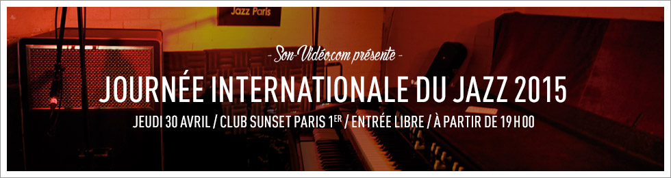 Journée Internationale du Jazz
