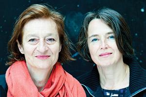 Sylvie Deguy & Marie-Cécile Calmelet