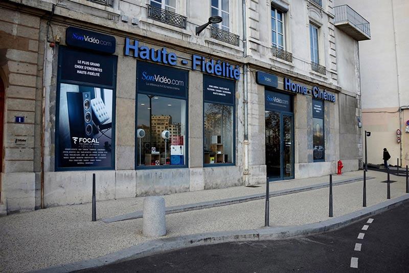 Magasin hifi et home cin ma lyon - Home cinema lyon ...