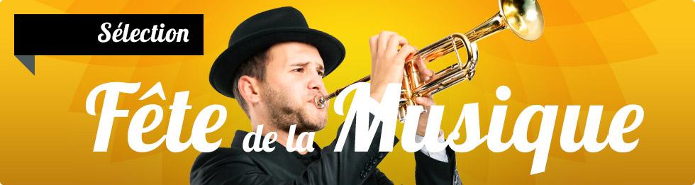 Sélection spéciale Fête de la Musique