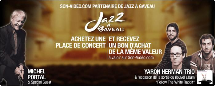 Son-Vidéo.com partenaire de Jazz à Gaveau