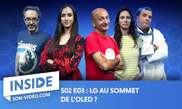 LG: Au sommet de l'OLED?