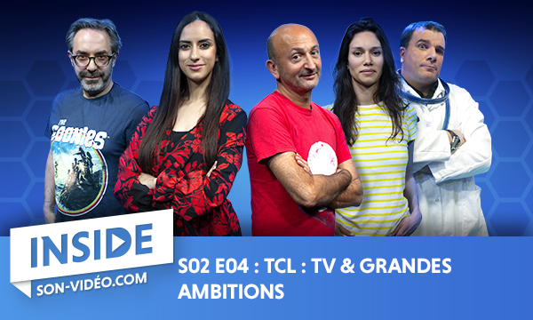 TCL: TV & grandes ambitions