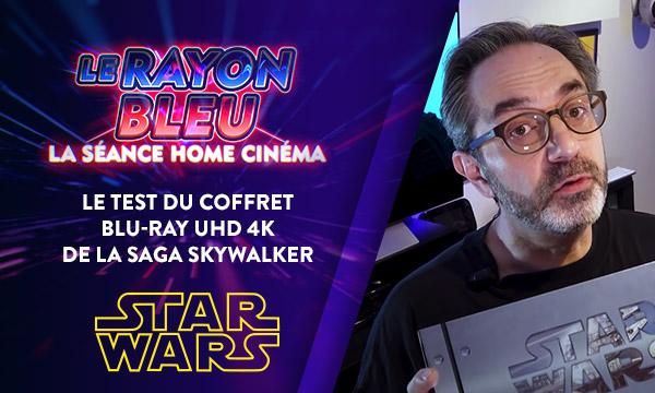 Star Wars La Saga Skywalker: test du coffret Blu-ray UHD4K
