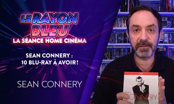 Sean Connery: 10 Blu-ray à avoir!