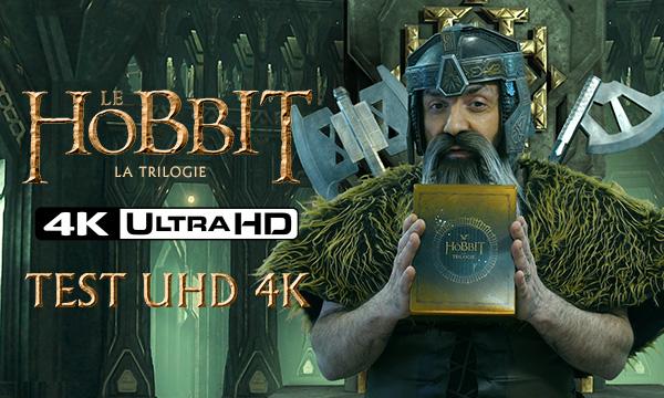 Le Hobbit: test de la trilogie Blu-ray UHD4K