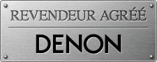 Revendeur agréé Denon