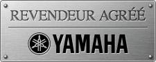 Revendeur agréé Yamaha