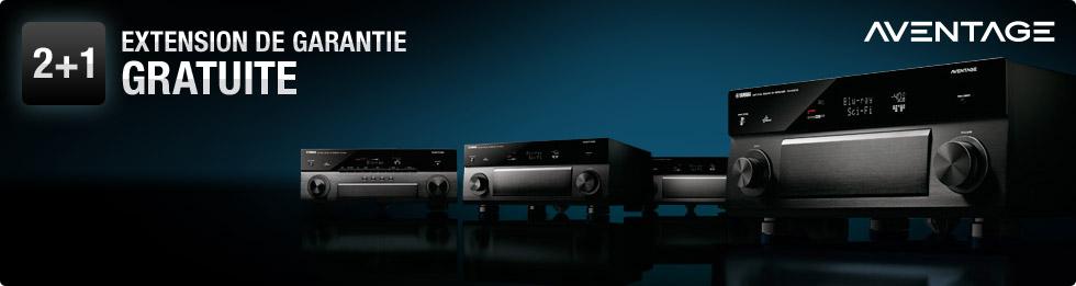 Extension de garantie Yamaha