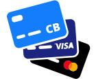 Carte Visa / MasterCard
