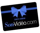 Cartes Cadeaux Son-Vidéo.com