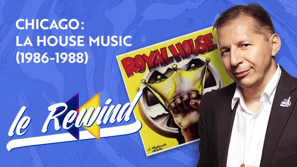 Chicago : La House Music (1986 - 1988)