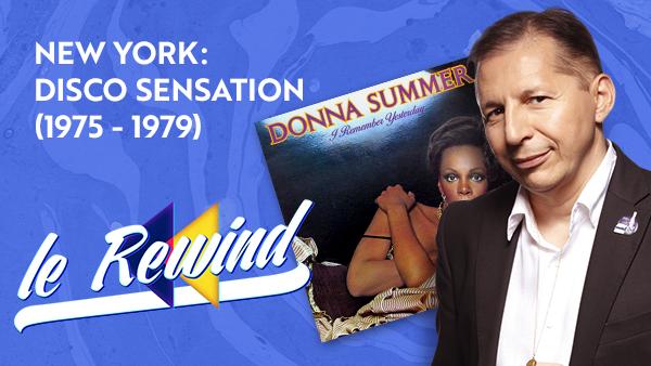 New York : Disco Sensation (1975 - 1979)