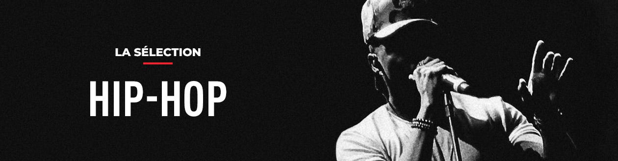 Sélection de disques audiophiles vinyles                     de Hip-Hop