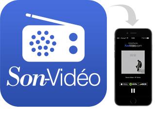 Appli iPhone Son-Vidéo.com