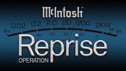 Reprise ampli McIntosh