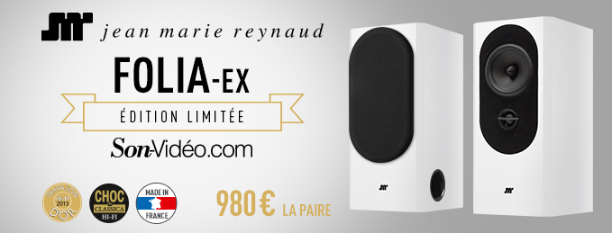 Jean-Marie Reynaud Folia-EX : �dition exclusive en s�rie limit�e