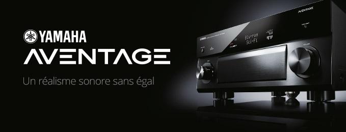 Yamaha Aventage : Un r�alisme sonore sans �gal