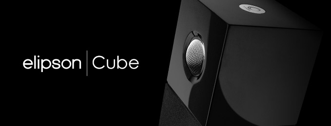 Elipson Cube 5.0 : Pack enceintes home-cin�ma