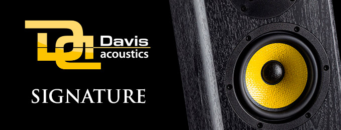 Davis Acoustics : Gamme Signature