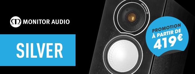 Monitor Audio Silver : En promotion : à partir de 419 €