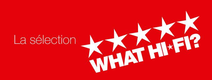 Boutique WHAT Hi-Fi? : Tous les produits r�compens�s 5 �toiles