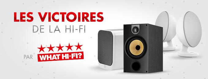 Les victoires de la hi-fi 2016 : La s�lection du magazine What Hi-Fi?