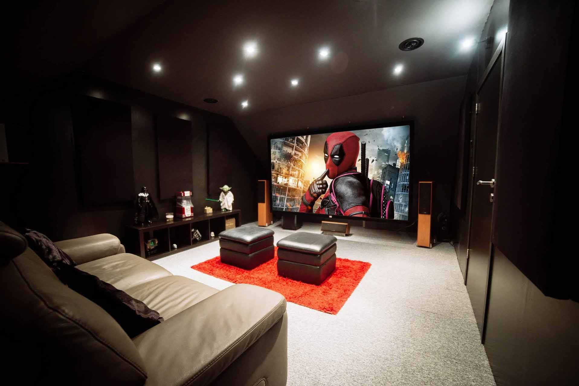 salle home cinma maison salle home cinema pictor lquipe de home cinma et domotique vous. Black Bedroom Furniture Sets. Home Design Ideas