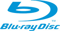 Logo Blu-ray disc