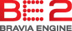 Logo Bravia Engine 2